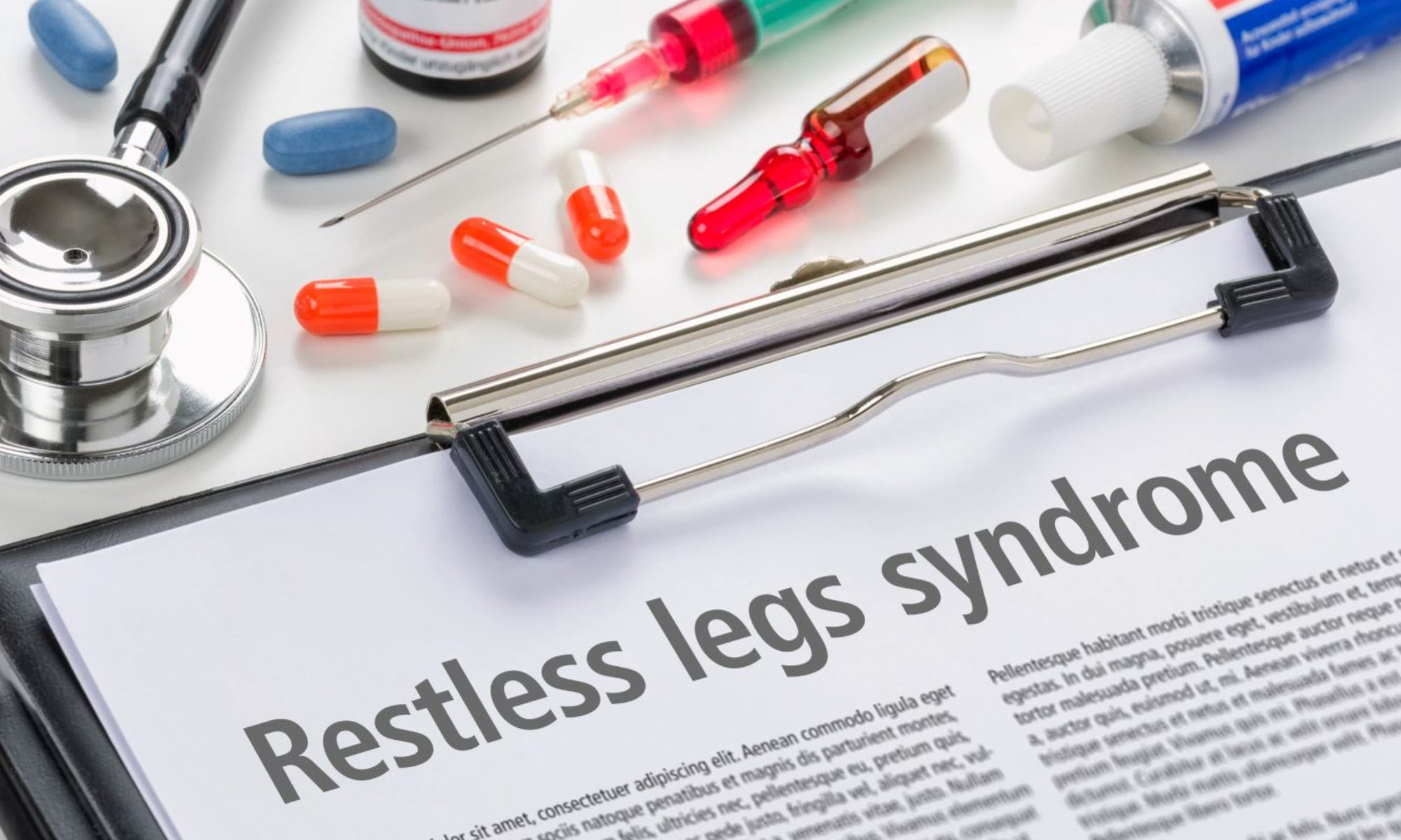 My Life With Restless Legs Syndrome
